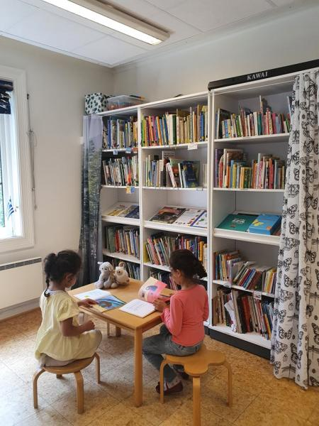 Bibliotek-med-barn-